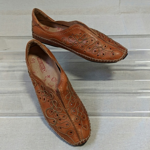 c83d293e PIKOLINOS Shoes   Embellished Loafers Size 388   Poshmark